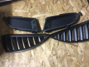 Grille front bumper mitsubishi lancer rally art