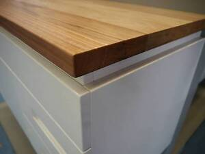 New Messmate Timber Bathroom Vanity Bench Tops Various Sizes Melbourne CBD Melbourne City Preview