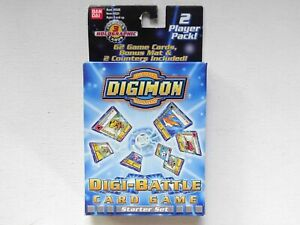 Vintage DIGIMON 2 Player Starter Set