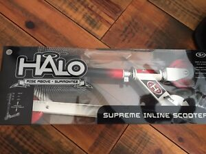 Brand New Halo Scooter