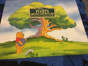 Exclusive Winnie the Pooh Lithograph Set