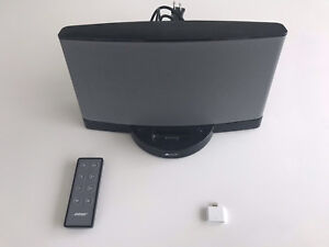 Bose SoundDock Series II + Lightning Connection Adapter