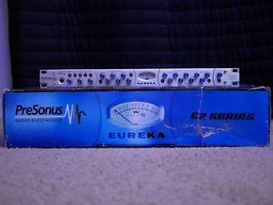 PreSonus Eureka Channel Strip w/ AD192 Digital Output Card