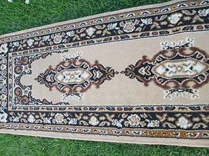 two  HALLWAY  RUGS    the same  220cm by 60cm Para Hills Salisbury Area Preview