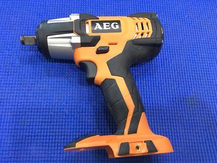 "AEG 18V Cordless 1/2"" Impact Wrench"