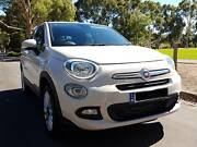FIAT 500x Lounge 2017 Model - As New (5,000kms!) Adelaide CBD Adelaide City Preview