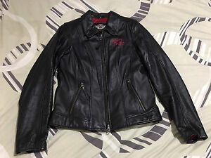 Women's Harley Davidson Leather Jacket Oakville Hawkesbury Area Preview