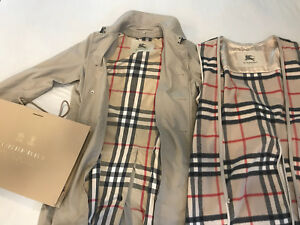 BURBERRY MENS TRENCH COAT!!!