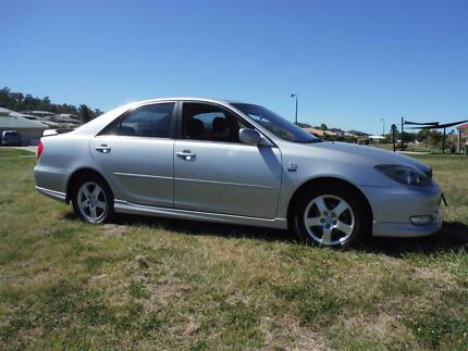 2003 Toyota Camry Sedan Wivenhoe Pocket Somerset Area Preview