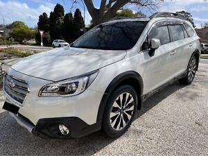 2017 Subaru Outback 2.5i Premium Awd Continuous Variable 4d Wagon