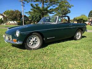 1963 M.G. MGB Coupe Speers Point Lake Macquarie Area Preview