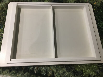 Elfa Accessory Tray with gliding  drawer