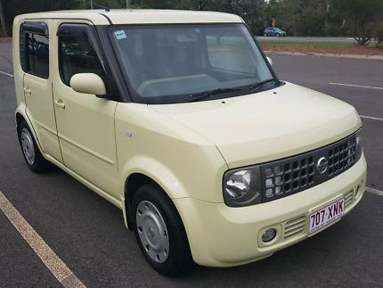 Nissan Cube 4spd Auto 2003