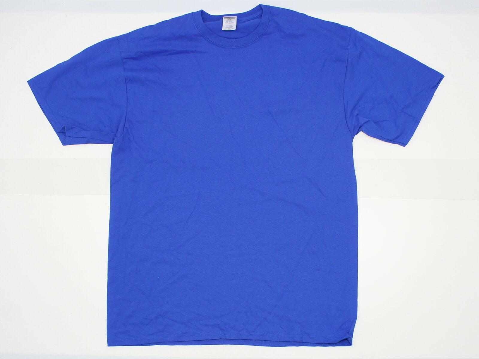 NEW Gildan Ultra Cotton Mens Funny Graphic Tee T-Shirt Black Large 02770