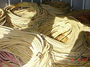 CRAY ROPE EX PRO 25 to 30 metre rolls $10 PER ROLL Safety Bay Rockingham Area Preview