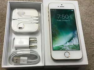 Apple iPhone 5S-16GB Gold
