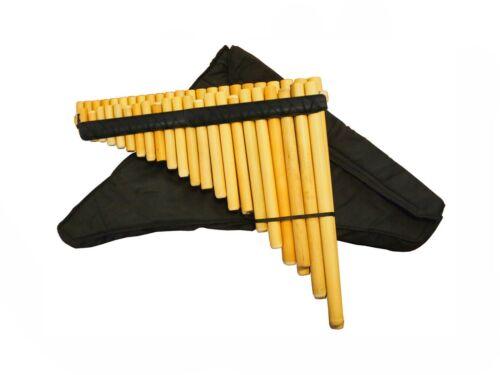 Professsional Lupaca Chromatic zampoña pan flute Piano keyboard