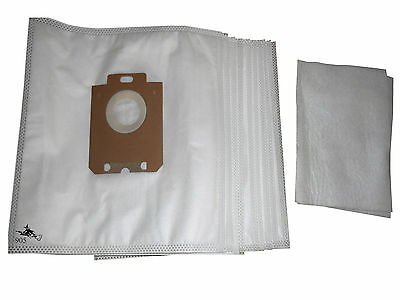 Serie Filter Bag (20 Vlies Filtertüten passend für AEG AUS - Serie Ultra Silencer, Standard-Bag)
