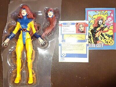 MARVEL LEGENDS JEAN GREY LOOSE X-MEN LOVE TRIANGLE 3 PACK HASBRO