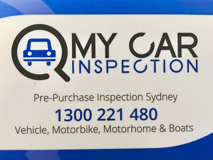 Pre-purchase Mobile Vehicle inspection