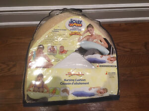 Jolly Jumper Baby Sitter Nursing Cushion