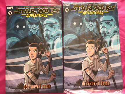 Star Wars adventure graphic novel