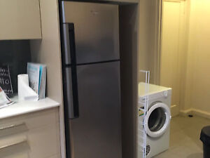 Whirlpool stainless fridge Darling Point Eastern Suburbs Preview