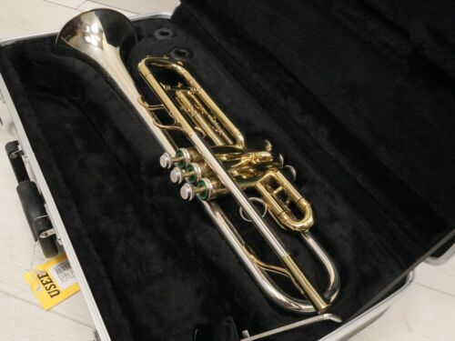 King Super 20 Symphony Silver Sonic Double Bore Trumpet in Amazing Condition!!!!