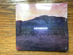 Disque CD d'Arcade Fire Everything Now