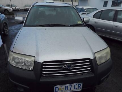 2005 Subaru Forester Wagon
