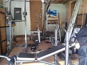 Various Gym Equipment CHEAP!! Killarney Heights Warringah Area Preview