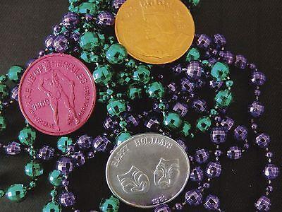 Gras...coins & Perlen cm/* Bild von Artikel auf (XT56) (Mardi Gras Artikel)
