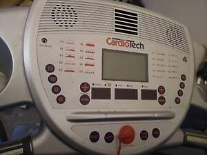 Cardiotech Treadmill Orange Orange Area Preview