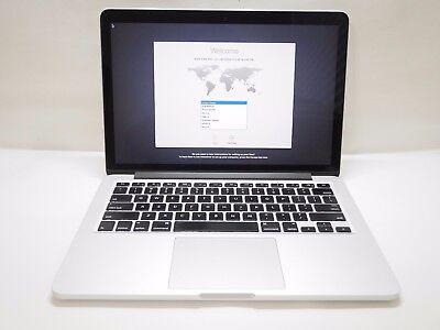 BEST DEAL GRADE A 2015 APPLE MACBOOK PRO 13 RETINA I5 2.7GHZ 8GB 256GB (Best Macbook Pro Laptop)