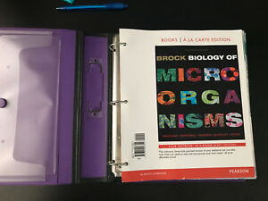 Brock biology of microorganisms 14th edition