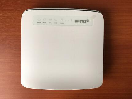 Optus E5186 4G WiFi Router