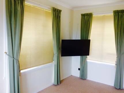 Fully Backed Curtains For Sale