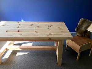 Handmade Rustic Dining Table Part 69