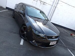 2008 Ford Falcon xr6 turbo 500hp 6 speed manual leather + more $$ Woolloongabba Brisbane South West Preview