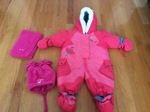 Manteau d'hiver pour bébé grandeur 3 mois