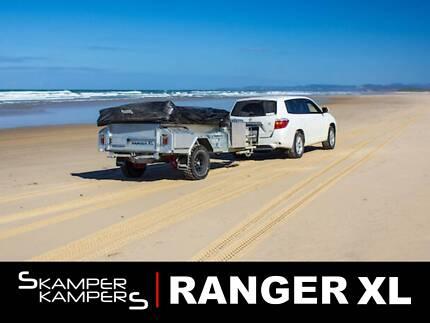NEW 2018 Skamper Kampers Ranger XL Off Road Camper Trailer Emu Heights Penrith Area Preview