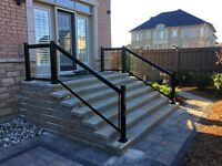 •• Homestars Verified Aluminum Glass Railings•• 6472034929