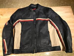 Triumph leather jacket
