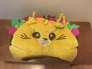 Taco Cat Costume head
