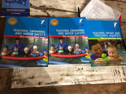 AustSwim Text Books