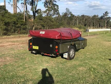 Custom Camper Trailer Tomago Port Stephens Area Preview