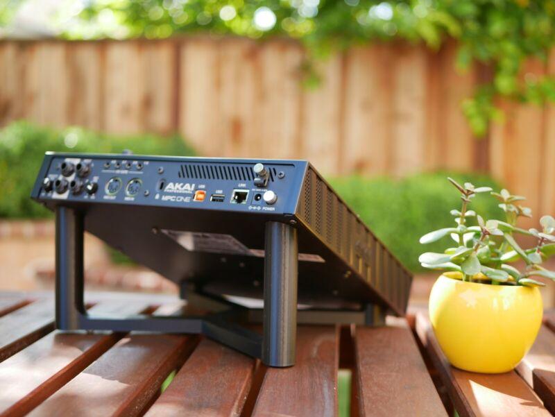 Desktop Stand for Akai MPC One - Dual Angle (Black)