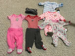 Carters preemie clothes