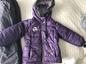 Habit de neige fille 5 ans Souris Mini