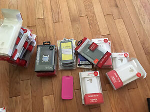 Various Samsung touch phone protective cases New